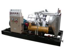 10立方250公斤大型柴油机空压机