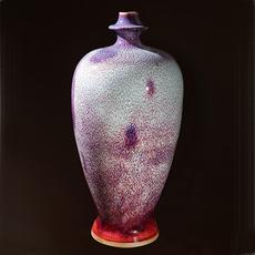 梅瓶  造型挺秀 俏丽 线条流畅 瑞丰钧窑 收藏品
