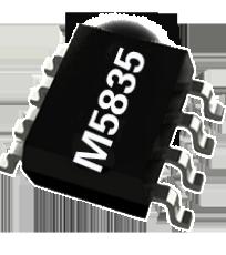 5W以内CC/CV电池充电器原边恒流PWM功率开关M5835替换赛威SP5615/微盟ME8311