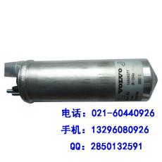 沃尔沃EC210挖掘机干燥瓶罐