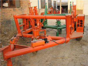 机械式电缆拖车 5吨电缆拖车 山东哪里卖电缆拖车