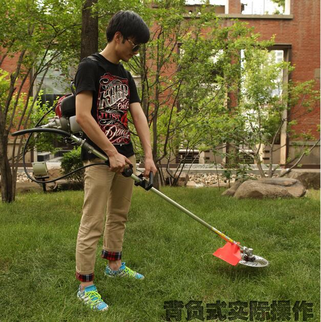 供应 电动割草机割灌机除草机打草机背负式园林割草机剪草机