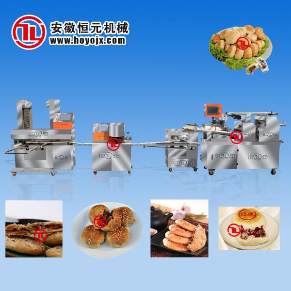 酥饼生产线 酥饼机 黄山烧饼机 金华酥饼机