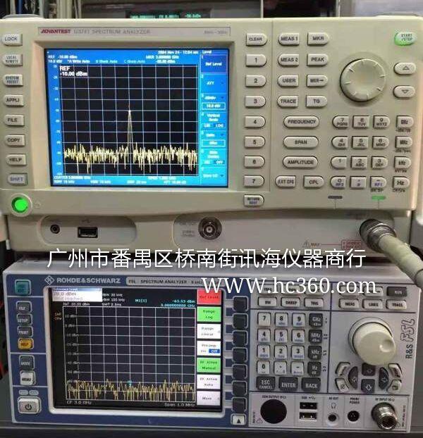 供应爱德万HP-R3271A频谱分析仪