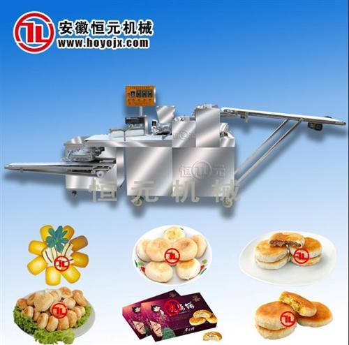 宿州酥饼机_恒元机械(已认证)_最实惠酥饼机