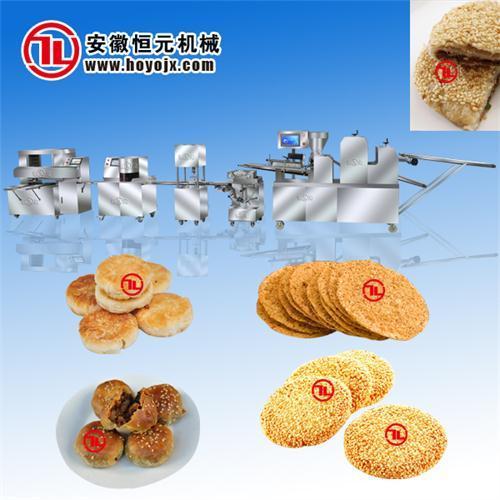 宿州酥饼机,恒元机械,最实惠酥饼机