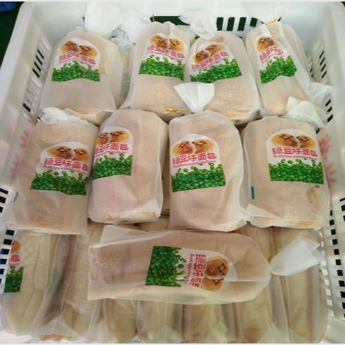 供应绿豆味面包