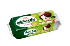 好食多韩式烤薄脆 绿豆饼干 薄饼干 绿豆片 韧性饼干 韩式薄饼 薄脆饼干 超薄脆饼干 绿豆薄饼干 韧