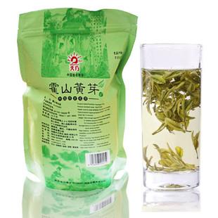 新茶春茶安徽天方茶叶250g小袋装霍山黄芽黄茶办公自饮首选
