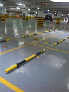 南京钢管车轮挡车器