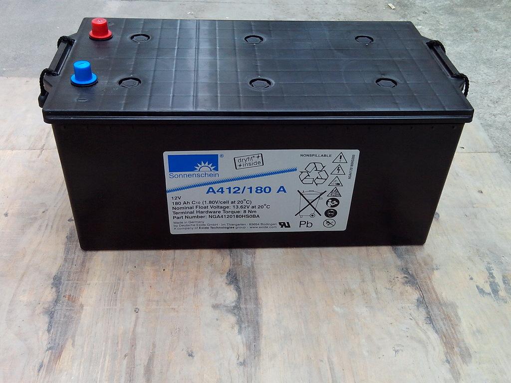 德国进口阳光蓄电池A412/65G6浙江代理商报价/参数