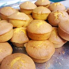 梅花蛋糕 老式无水蛋糕 经典零食 充饥食品 厂家直销