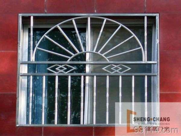 窗户不锈钢护栏图片