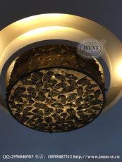 酒店过道吸顶灯 酒店电梯间吸顶灯 艺术造型吸顶灯