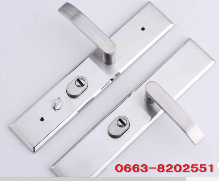 不锈钢大门锁 不锈钢木门锁三鹏锁业
