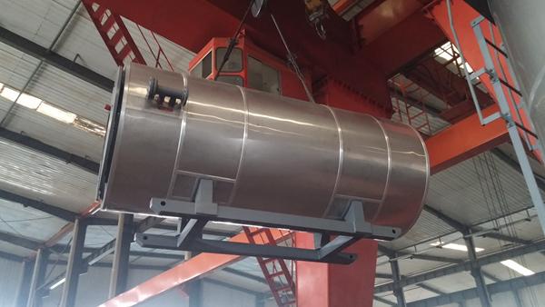 生物工程用蒸汽锅炉WNS1-20Q