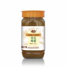 庆文1000克枣花蜂蜜