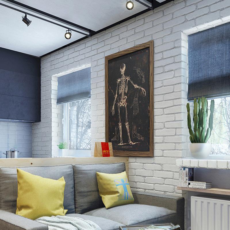 古楚.美式复古loft有框木板画 酒吧咖啡厅墙壁装饰品 飞机黑板图片