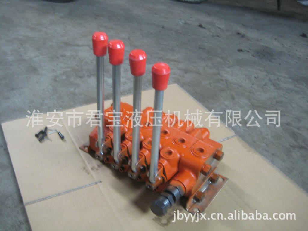 厂家直供zs-l10 zs-l101-yt-40分片式液压多路阀图片