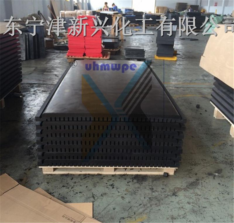 高密度聚乙烯HDPE黑色垫板 聚乙烯案板生产厂家