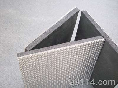 PVC管道隔音吸音材料