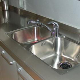 供应 一体式橱柜 不锈钢等多种材质