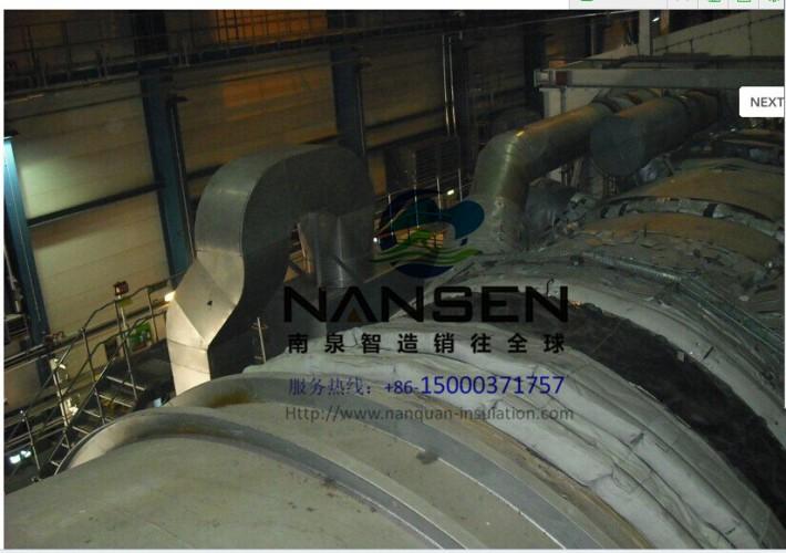 南泉燃气轮机可拆装隔热保温被量身定制异型部位柔性可拆式保温套