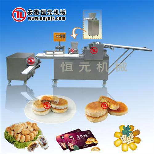 酥饼机|恒元机械|油酥饼机