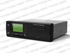 部标车载内置打印SD卡录像机