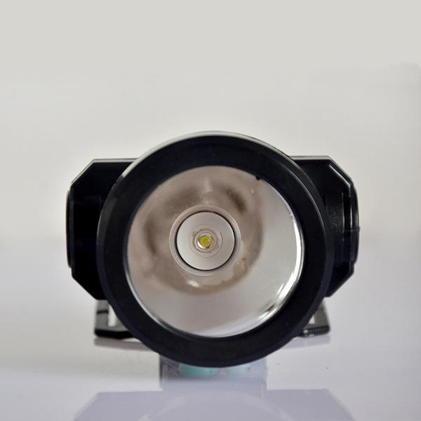 【包邮】热销新品亿尔登系列led强光充电式锂电池远射头灯 496图片