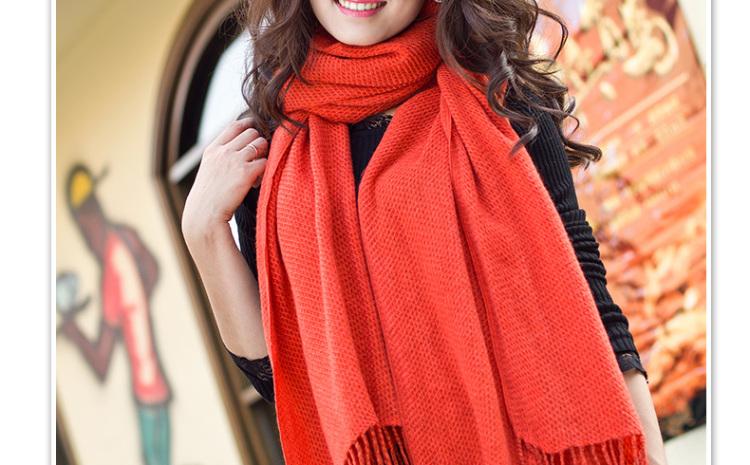 羊绒与羊绒围巾的介绍