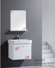 广东简约风格浴室柜厂家