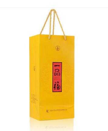 君山银针 君山黄茶紧压茶 送礼 茶叶 礼盒一品福250g黄金币