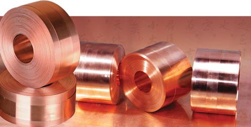 供应Cu-a3纯铜圆棒卷带线材板料
