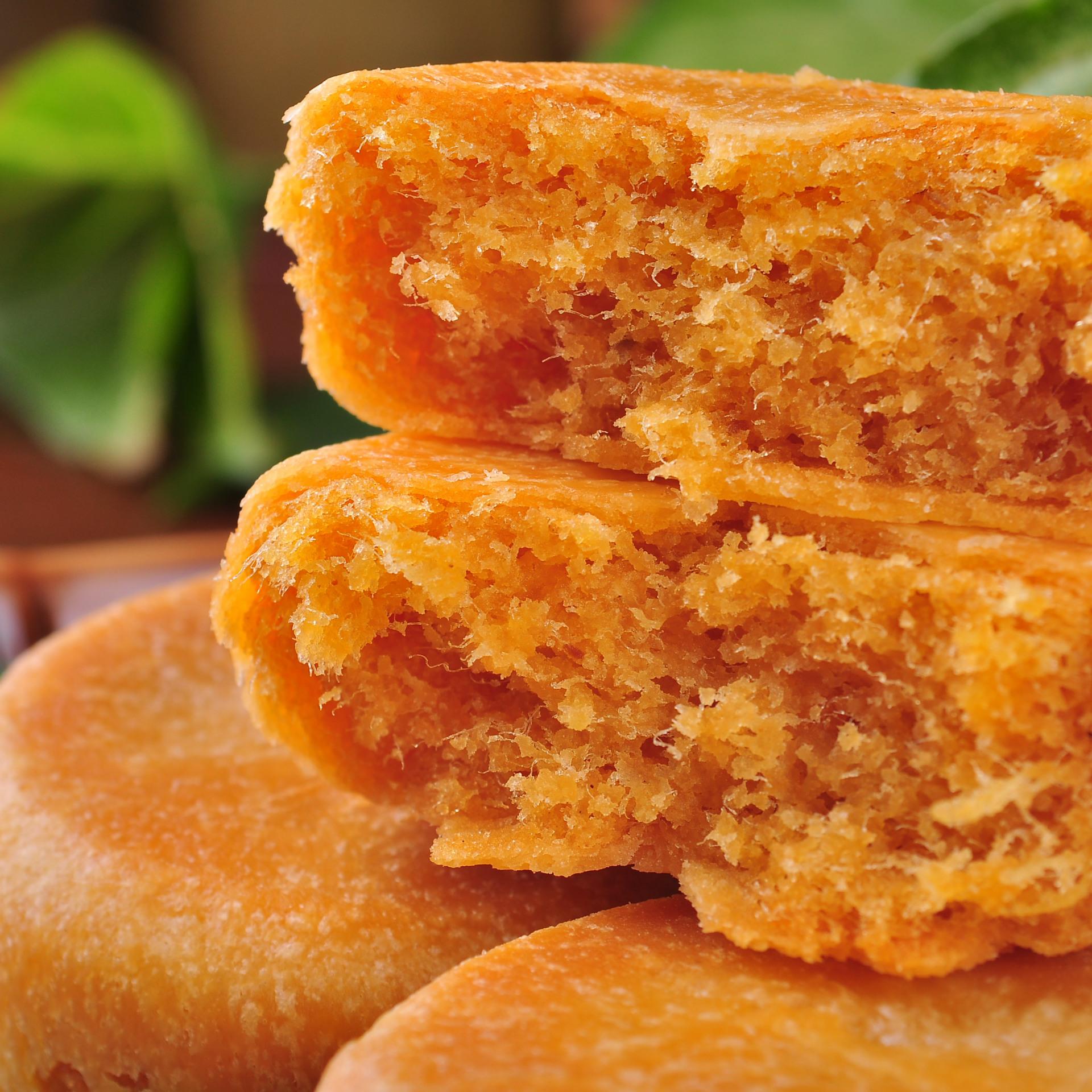 【整箱约72个】糕点福建事件小吃特产饼传统年货原味零食品江西绝味鸭脖曝光肉松图片