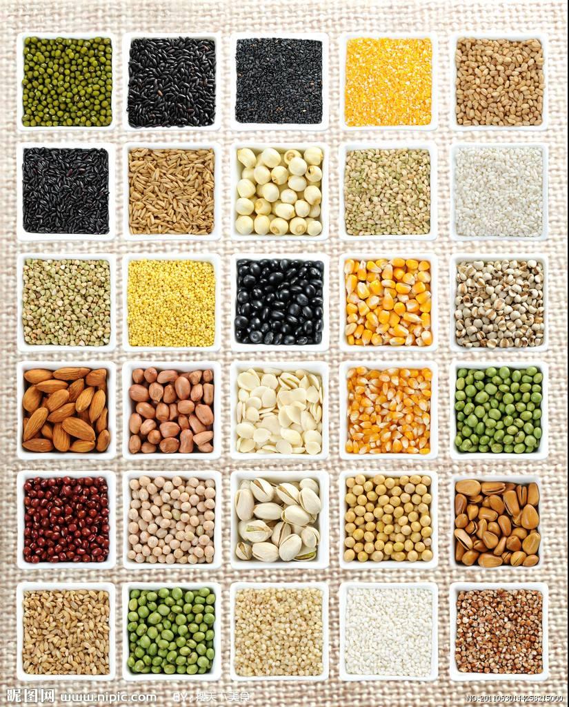 减肥者的福音,六种越吃越瘦的杂粮