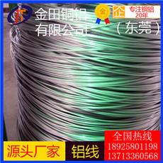 3003精密电解铝线供应商 5052环保合金铝线 7475高韧性铝丝
