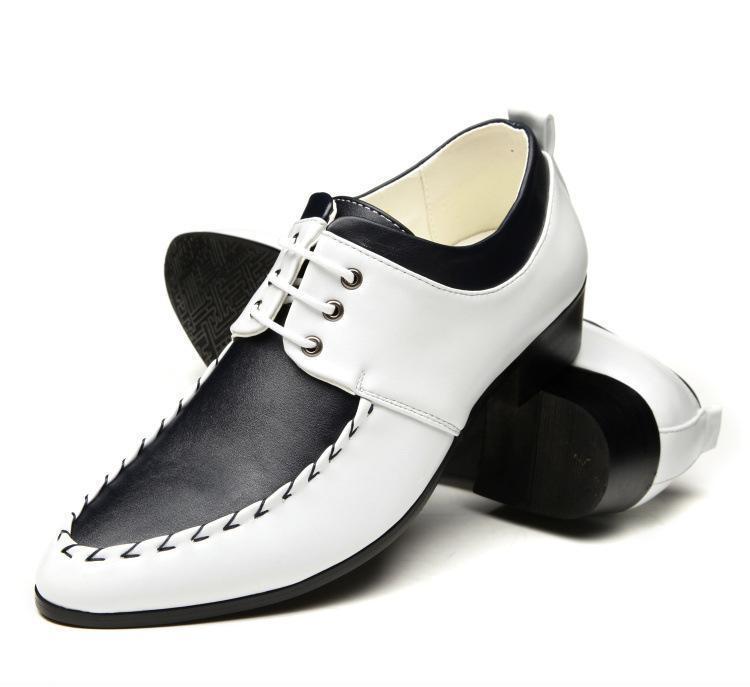 供应真皮男鞋 休闲 温州男鞋 真皮 英伦男鞋 春新款广州外贸男鞋