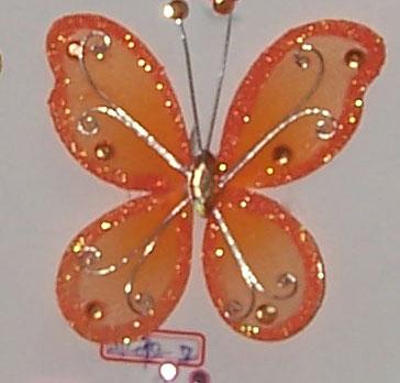 主要产品有丝袜蝴蝶,蜻蜓,蜜蜂,蜘蛛等各种造型小动物以及胸花,头花