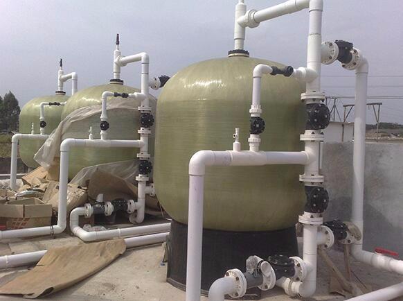 软化水设备大型软化水机组1