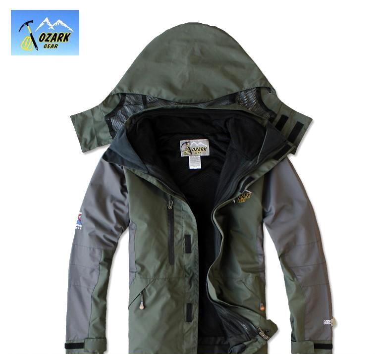 户外运动的必选只备保暖防辐射防风防水男士运动服