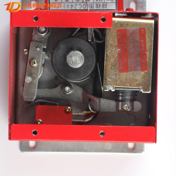 防火阀执行器 送风口执行器 sd 小机构 托板联动 安装方便图片