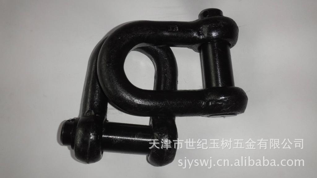 供应优质起重吊索具卸扣加工定制非标起重索具卸扣