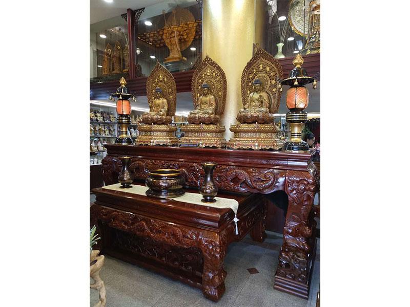 创新红木家具|优惠的红木佛桌推荐