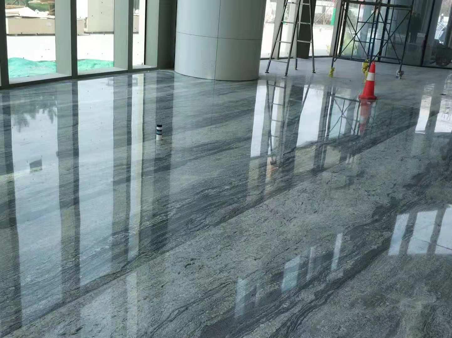 咸陽大理石養護廠家 可靠的大理石翻新結晶養護就在蔓博地坪