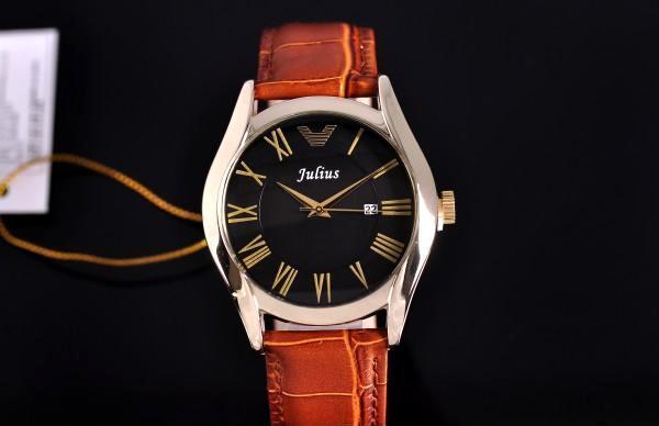出售韩版手表 进口材质 真皮表带 高档手表