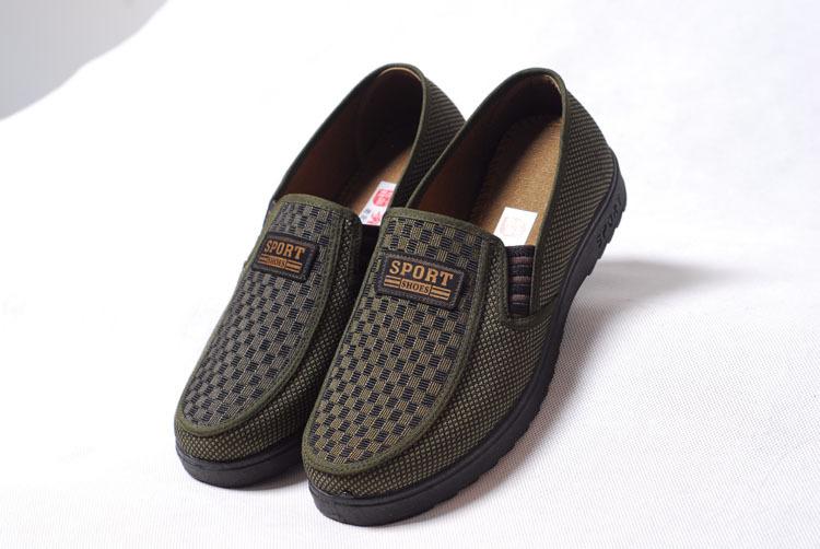 老北京男士单鞋