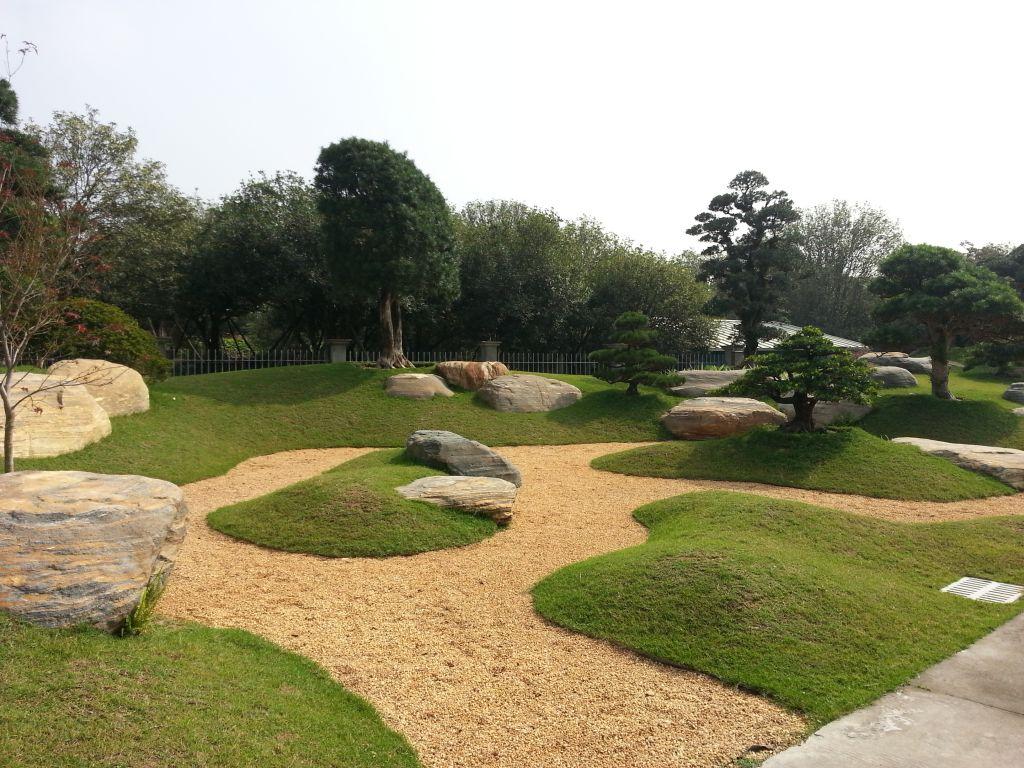 园林景观工程设计规划施工公园厂区花园别墅市政工程园林绿化