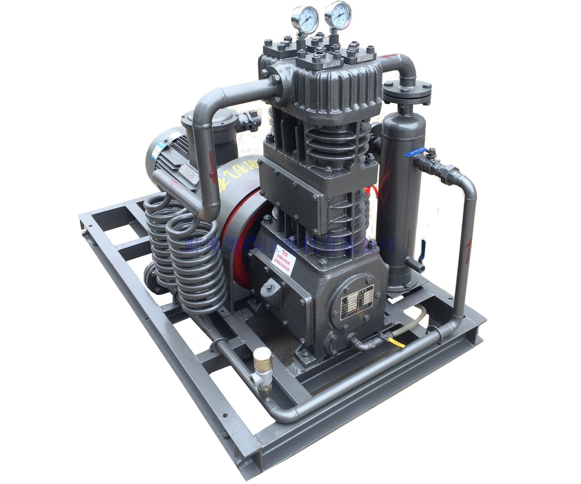 蚌埠奥特-ZW-0.34150无油氧气压缩机