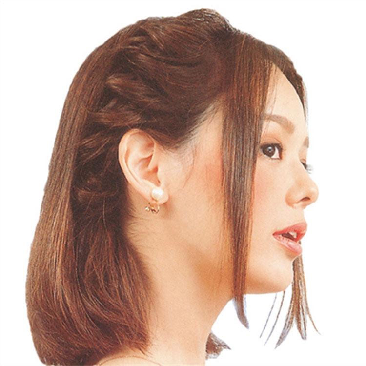 新款塑料盘发器蜈蚣辫编发器diy快速编发器发型工具编发神器图片